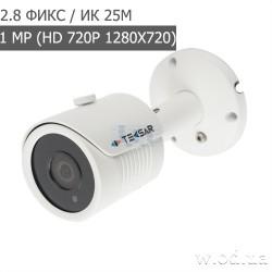 Видеокамера AHD уличная Tecsar AHDW-25F1M-eco
