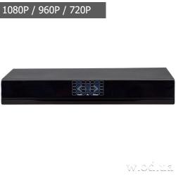 Видеорегистратор NVR для IP-камер Green Vision GV-N-S 001/08 1080p