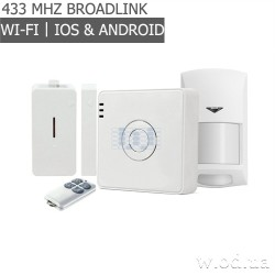 Комплект датчиков Broadlink Smart S2C kit