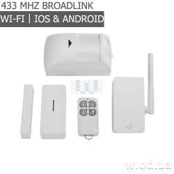 Комплект датчиков Broadlink SmartOne S1C kit