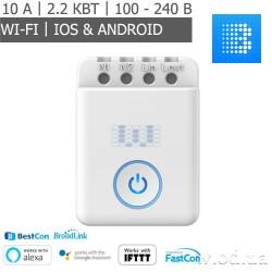 Умный Wi-Fi переключатель (реле) BroadLink BestCon MCB1
